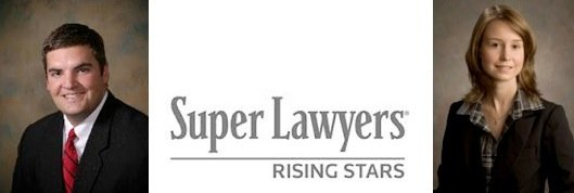 Two Attorneys at Michael J. O'Connor & Associates Included in the 2013 Pennsylvania Rising Stars List